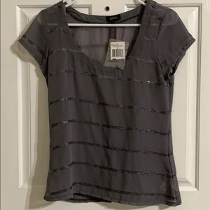 Brand new with TAG Guess blouse